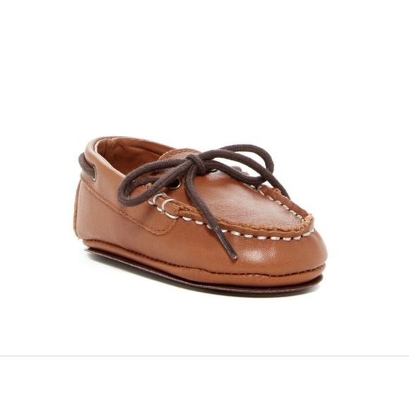 414b090feef Cole Haan Infant Leather Loafers